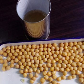 Food Factory 300 g Canned Chick Peas