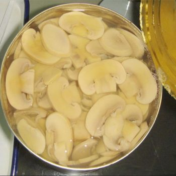 High Quality Canned Mushroom Slice 2500g