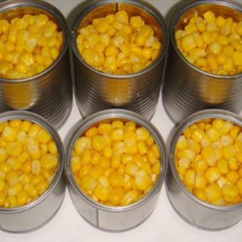 340g New Crop Canned Sweet Corn