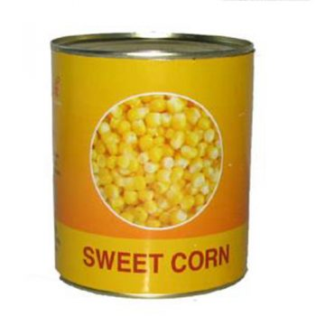 850g New Crop Canned Sweet Corn