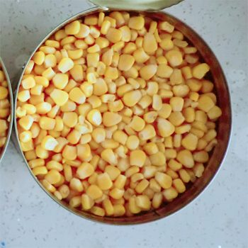3000g New Crop Canned Sweet Corn