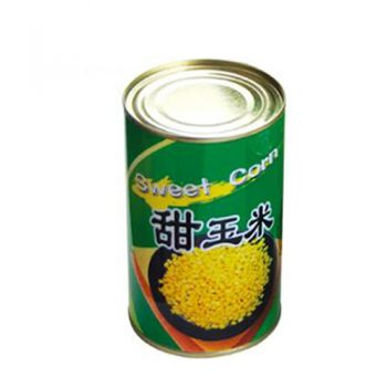 425g New Crop Canned Sweet Corn