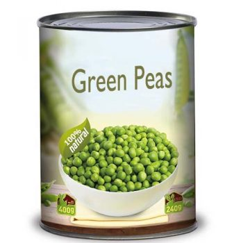 Factory Price Canned Green Peas 850 g