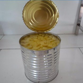 Delicious Canned Pineapple Pieces 850g in light syrup