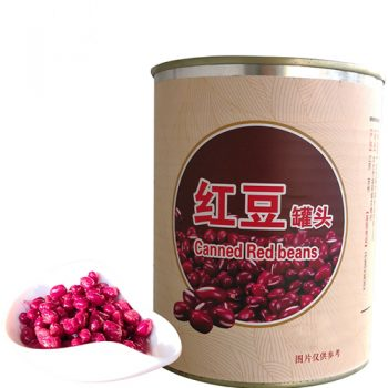 High Quality 3000 g Canned Red Beans