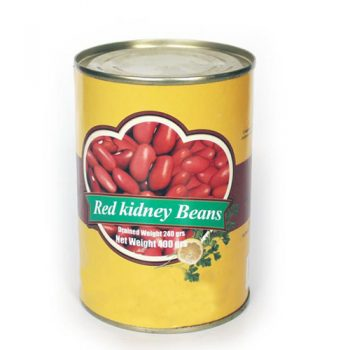 High Quality 425 g Canned Red Beans