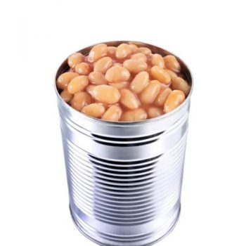 Chinese White Kidney Beans in Tomato Paste 3000g