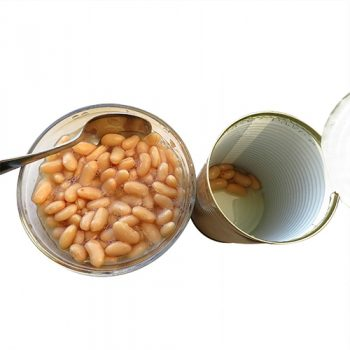 Canned White Kidney Beans in Brine 800 g