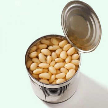 Canned White Kidney Beans in Brine 3000 g