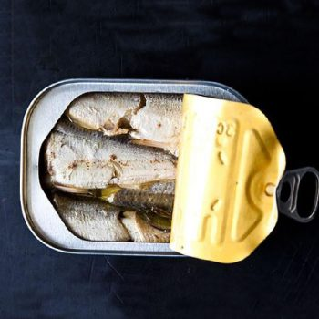 Canned Sardine Fish with Soybean Oil