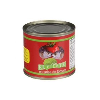 Seafood High Quality 155g Canned Mackerel  in Tomato Sauce