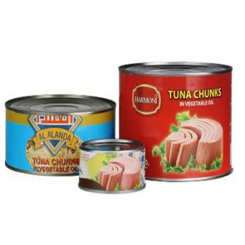 Wholesale 1880 g Canned Tuna in Vegetable Oil