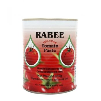 Wholesale High Quality 850g Canned Tomato Paste